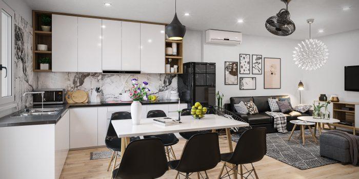 Dự đoán xu hướng thiết kế nhà ở năm 2019