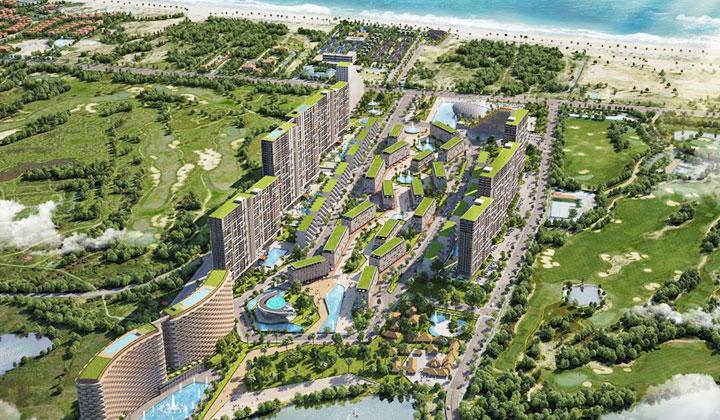 """Bất động sản khách sạn & nghỉ dưỡng tiếp tục là """"miền đất hứa"""" trong dài hạn"""