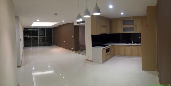 Cho thuê căn hộ CCCC Time Tower-35 Lê Văn Lương, 110m, 3PN, đcb, 15.5tr/th. Lh 0964088010