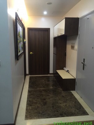 Cho thuê căn hộ chung cư Golden Palace , 3 phòng ngủ, full nội thất 23 triệu/tháng