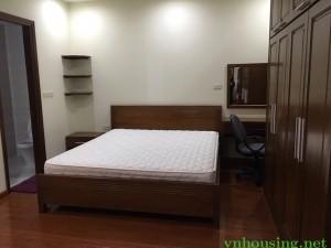 Cho thuê chung cư N04 Trần Duy Hưng, căn hộ 134m2, đủ đồ, giá 19 triệu/ tháng Lh: 0988138345