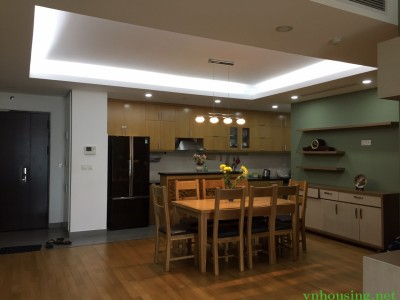 cho thuê chung cư cao cấp Mandarin Garden - Hoàng Minh Giám 3 ngủ đủ đồ 28tr