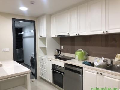 cho thuê căn hộ 3 phòng ngủ tại dự án Artemis đủ đồ giá 18tr, Lh 082 99 067 62