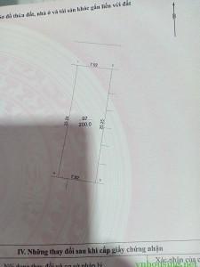 Bán mảnh đất mặt đường 420, giá hợp lý : Liên hệ 0948344622