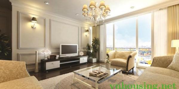 cho thuê căn hộ cao cấp Vin Nguyễn Chí Thanh- Hà Nội. Dt 55m. giá 18 triệu. Dương 0794853333