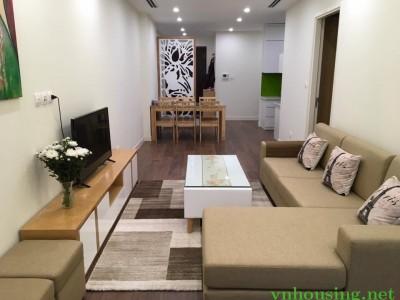 Cho thuê căn hộ chung cư cao cấp Imperia garden 3 ngủ đủ đồ 16tr, lh 082 99 067 62