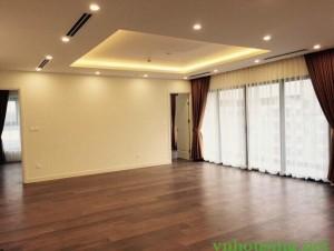 Cho thuê căn hộ chung cư cao cấp Vinhome skylake 130m, 3 ngủ đồ cơ bản giá 25 triệu