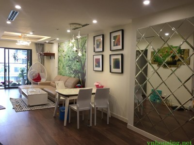Cho thuê căn hộ chung cư Imperia garden  3 ngủ đủ đồ 16tr, Lh 082 99 067 62