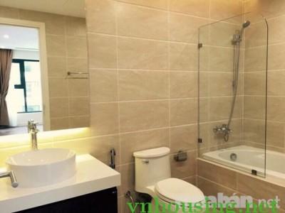 cho thuê căn hộ chung cư cao cấp Vinhome Green bay Mễ trì - 112m 3 PN đồ cơ bản giá 17 triệu