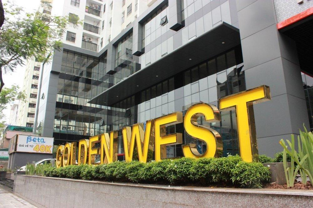 Bán căn hộ chung cư B1 107m 3PN - Golden West - Liên hệ 0986139062