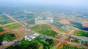 Cần bán đất 2 mặt đường TL 420 liền kề KCN cao hòa lạc, làng đại học Hà Nội