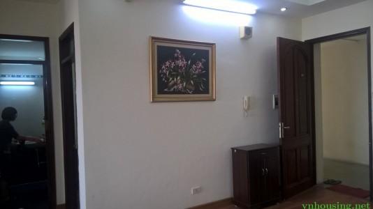 (Vào Ngay)Cho thuê căn hộ chung cư 17T9-THNC, 74m2, 2pn FULL nội thất,11.5Tr/Tháng.