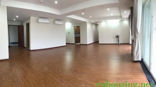 (HOT)Cho thuê căn hộ N05 HOÀNG ĐẠO THÚY–THNC 152m2,3PN,đồ cơ bản.Giá:15Tr/tháng