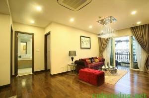 Cho thuê chung cư ở kđt Trung Hòa Nhân Chính 145m2, 3 phòng ngủ, đủ đồ , giá 15/tháng LH 0327582785