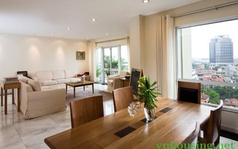 Cho thuê căn hộ ở 88 Láng Hạ - Đống Đa, 3PN đủ đồ 16tr/tháng LH 0327582785
